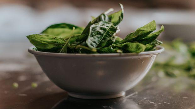 Receta de lasaña de espinacas y alcachofas