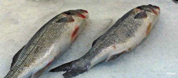 Lubina al papillote, receta de pescado fácil de preparar