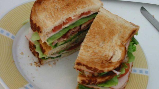 Hoteles club sandwich