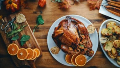 recetas para celebrar 'Thanksgiving day' 21