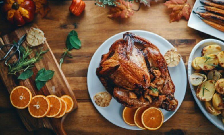 recetas para celebrar 'Thanksgiving day' 1