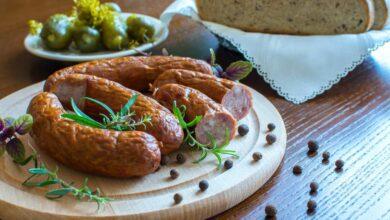 Receta casera de salchichas tipo Frankfurt 2