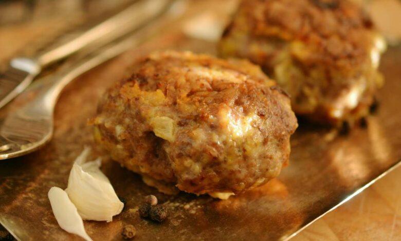 Receta de albóndigas de pavo y quinoa en salsa de curry 1