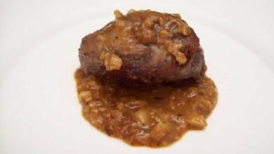 Receta de carrilleras de cerdo ibérico con salsa de boletus 22