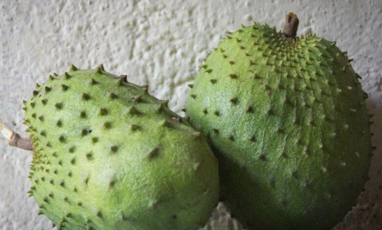 Receta de crema pastelera de guanábana 1