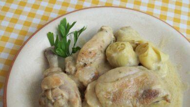 Receta de pollo en salsa caribeña 2