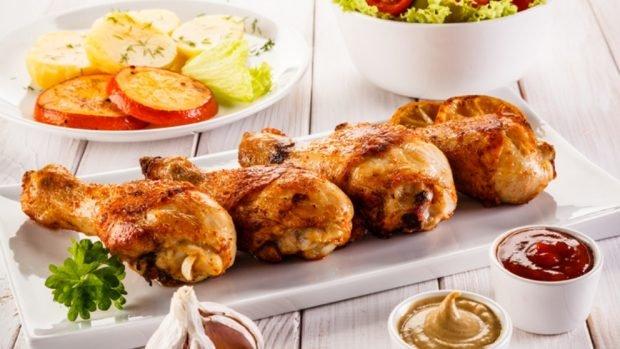 4 recetas de pollo rápidas y fáciles