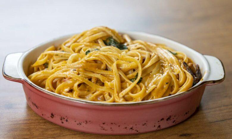 5 recetas de salsas para pasta especiales, sin tomate 1