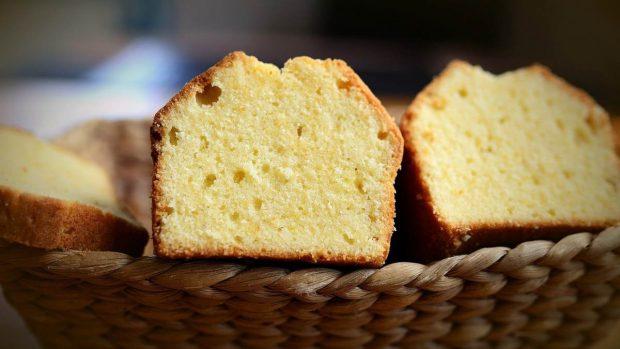Pastel 2021: Bizcocho genovés con crema pastelera