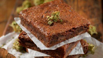 Receta de brownie de coliflor 6