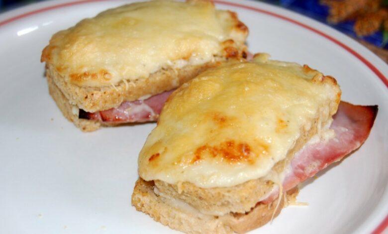 Receta para hacer un sándwich mixto perfecto 1