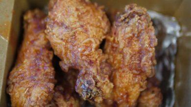 Receta de pollo kfc