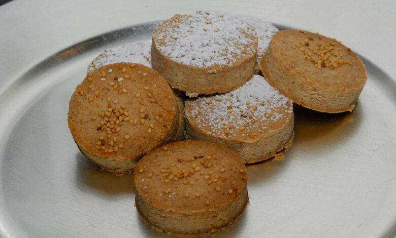Receta de polvorones navideños más fáciles y exquisitos, sin gluten 1