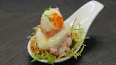 Receta de salpicón de marisco, sinónimo de buena comida 8
