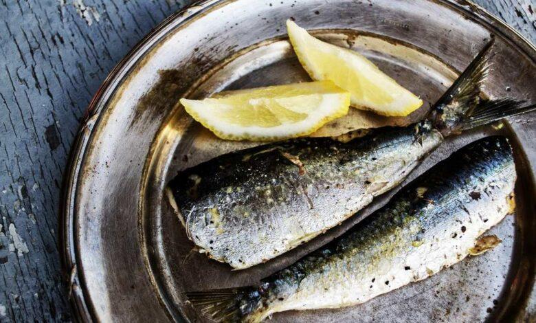 Receta de sardinas al ajillo 1