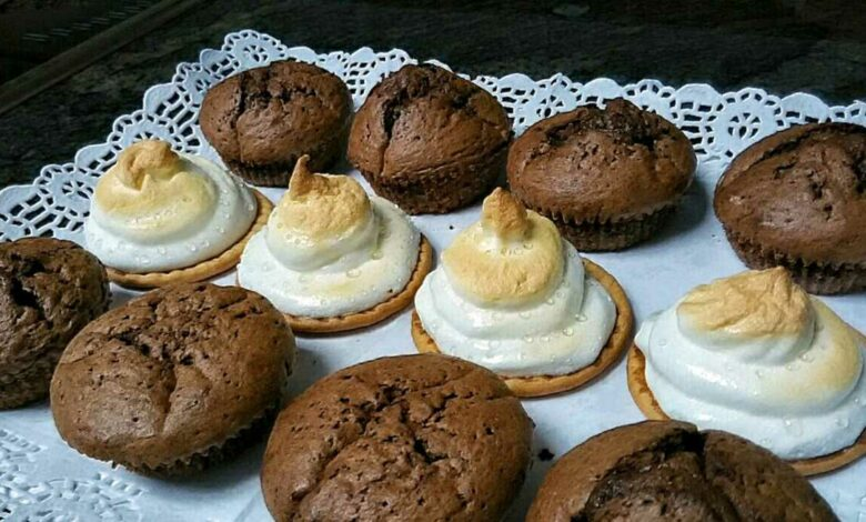 Receta para preparar galletas merengadas caseras 1