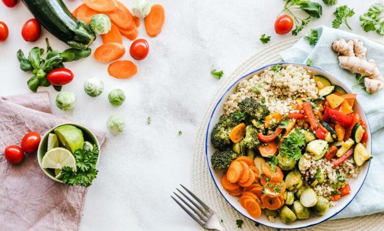 2 ideas de platos saludables 1