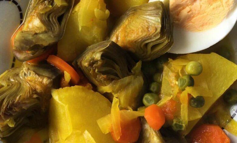 Recetas para cocinar las alcachofas y que estén al punto 1