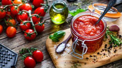 Receta de salsa de tomate casera para pasta 4