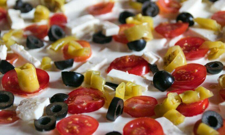 3 recetas de tartas saludables con tomate fresco 1