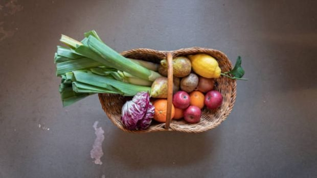 Receta de lentejas con verduras al microondas