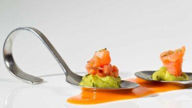 Receta de deliciosas cucharitas de guacamole 2