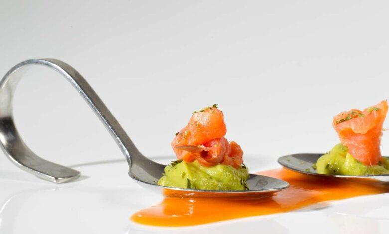 Receta de deliciosas cucharitas de guacamole 1