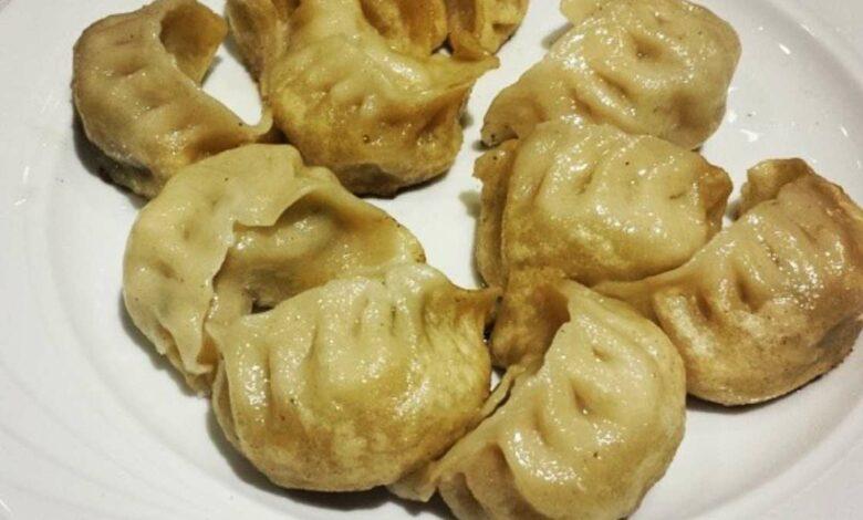Receta de Empanadillas chinas rellenas de setas y verduras 1