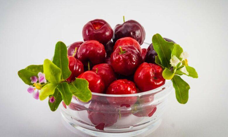 Recetas para cocinar con acerola, la fruta más sana 1