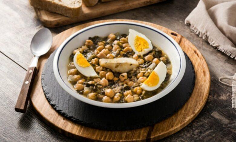 3 recetas de potajes con legumbres para combatir el frío 1