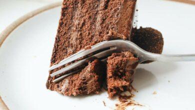 Prueba este exquisito pastel de frambuesas con trufas de chocolate 2