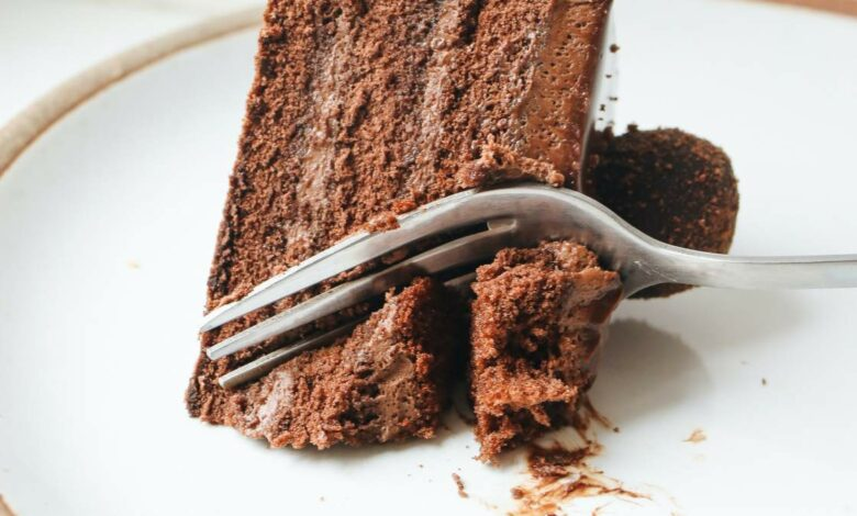 Prueba este exquisito pastel de frambuesas con trufas de chocolate 1