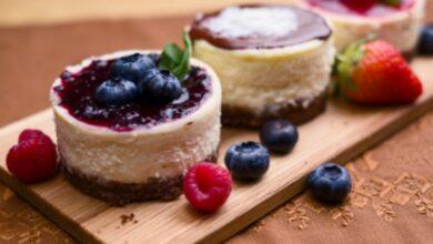 3 tartas de yogur fáciles de preparar y deliciosas 3