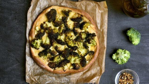 3 recetas de pizzas saludables con bases vegetales