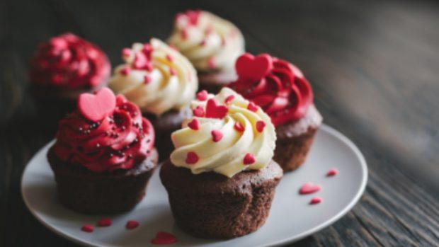 3 recetas de cupcakes para preparar el 14 de febrero 4
