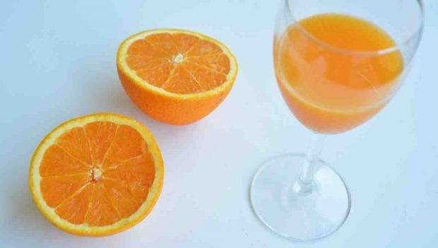 Receta de flan de naranja con solo 3 ingredientes y sin horno