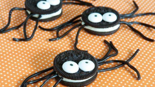 Galletas de araña