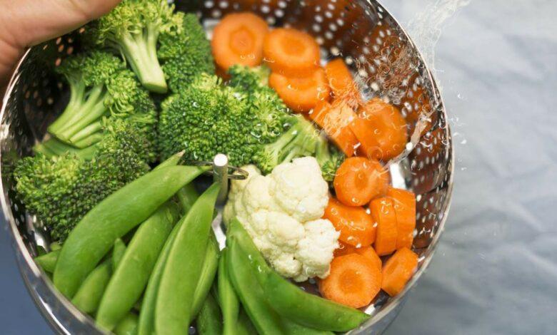 4 trucos para conseguir verduras perfectas al vapor 1