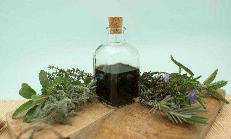 Receta de aceite de orégano 1
