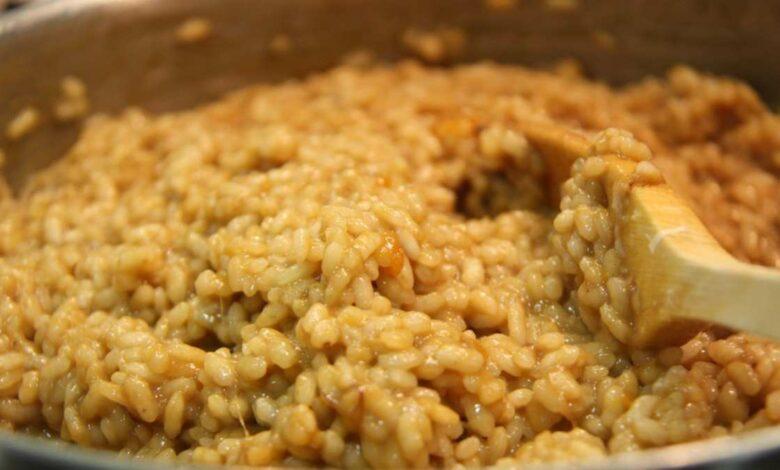 Receta de arroz con ternera casero muy fácil de preparar 1