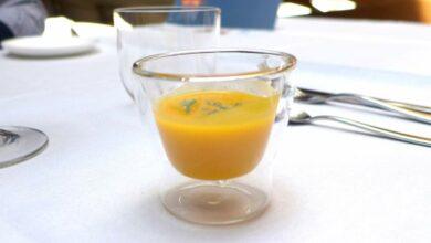 Receta de Crema de zanahorias y puerros 9