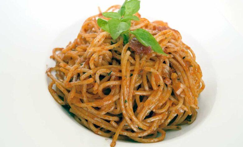 Un clásico italiano fácil de preparar 1