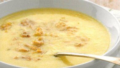 Receta de Sopa de verduras y pollo fácil 7