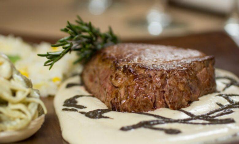 Receta de Solomillo al Roquefort: Salsa de Roquefort casera 1