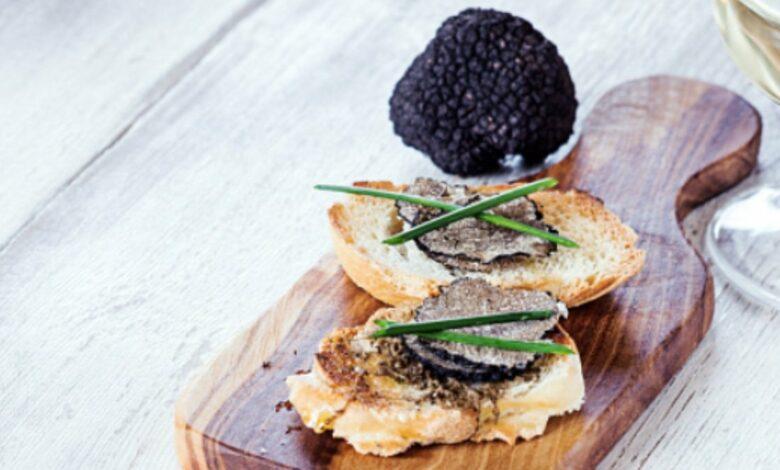 3 recetas de restaurante para disfrutar de la trufa negra 1