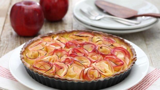 Recetas R15 para preparar una espectacular tarta de manzana casera