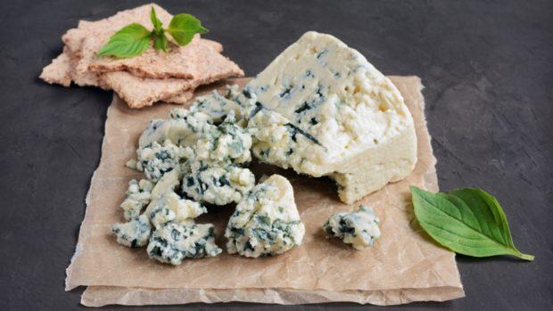 Macarons de queso azul, una receta original y deliciosa