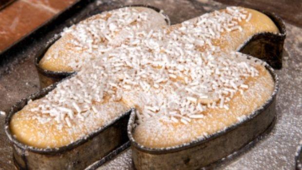Colomba o paloma de Pascua, receta italiana de Semana Santa 2