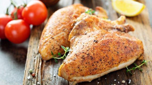 5 recetas de pollo fáciles de preparar y deliciosas