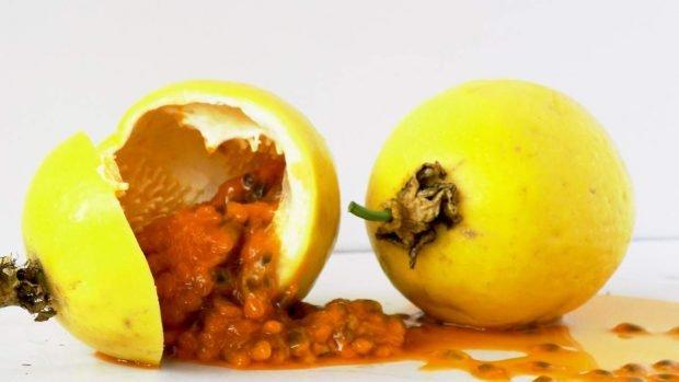 Helado de maracuyá, una receta fácil de preparar y saludable